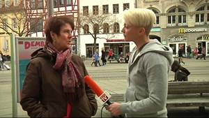 ALLE UNTERWEGS: Warum leben Sie in Erfurt?