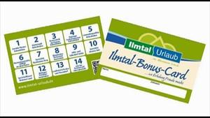 Ilmtal-Bonus-Card ausgegeben - Bad Berka TV - Thüringen.TV