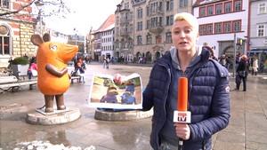 Erfurt spricht: Arabische TV-Figuren statt Elefant und Maus
