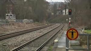 Vollsperrung der Bahn zwischen Weimar und Jena - Jena TV - Thüringen.TV