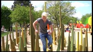 ALLE UNTERWEGS: Besuch auf dem neuen Spielplatz im egapark Erfurt