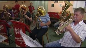 Das Blasorchester Oberlind - SRF - Thüringen.TV