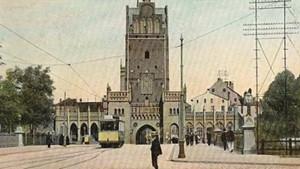 Das Kröpeliner Tor in Rostock - MV1 - Deutschland lokal Juni 2016