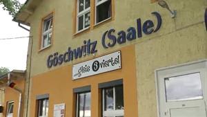 Wanderer-Rastplatz in Jena-Göschwitz