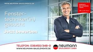 Neumann Bauelemente - Fenstertechniker
