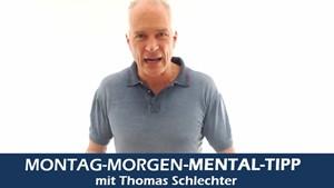 Die innere Stimme abschalten - Montag-Mental-Tipp