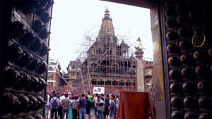 Salve Nepal: Patan Durbar Square Kathmandu in Nepal