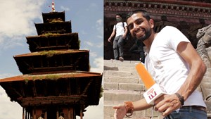 Salve Nepal: Nyatapol in Bhaktapur