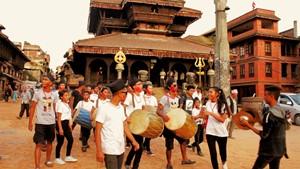 Salve Nepal: Dattatarye Hoft in Bhaktapur