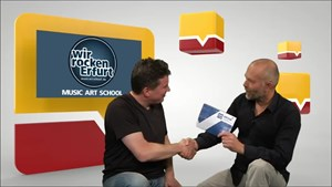 Music Art School im Talk