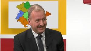 Sind sie ein Fan der Thüringer Gebietsreform?