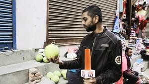 SALVE NEPAL:Straßenmarkt in Mangalbazar