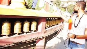 SALVE NEPAL:Aksheswor Mahabihar,  Buddhistischer Tempel