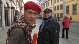 ALLE UNTERWEGS: Anja verschenkt Freikarten...