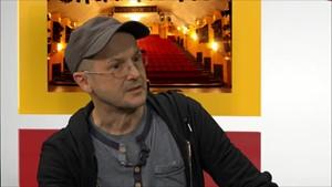Steffen Mensching im Salvetalk mit Peter Schulze-Sandow