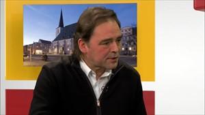 Pfarrer Sebastian Kircheis im Salvetalk mit Peter Schulze-Sandow