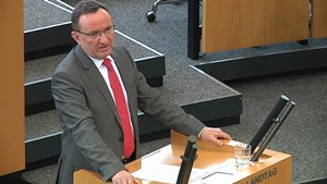 Parlamentsunwürdigkeit? Plenar-TV im Januar