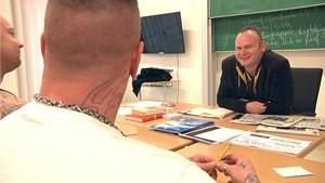 Kreative Schreibwerkstatt in der JVA Arnstadt