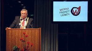 Neujahrsempfang des Weimarer Oberbürgermeisters 2016