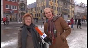 ALLE UNTERWEGS: Krötenschenkel, Schnecken & Co im Schneechaos