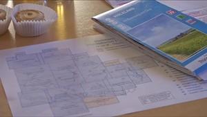 Radkarte für den Saale-Holzland-Kreis