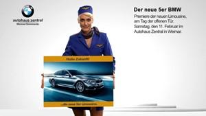 BMW-Autohaus Zentral (WALK)