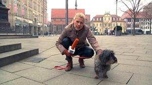 ANJA UNTERWEGS ...mit Otto!