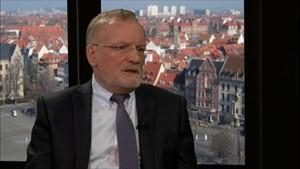 Thüringens Unternehmer - Heinz-Jochen Spilker - Rechtsanwalt und Gründungspartner von Spilker & Collegen