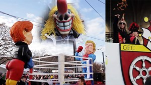 Karneval in erfurt 2017