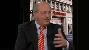 Thüringens Unternehmer - Dieter Bauhaus - Vorstandsvorsitzender der Sparkasse Mittelthüringen