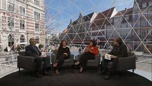 Am Anger: Walsmann und Rothe-Beinlich streiten über Glaubwürdigkeit und Schulsystem