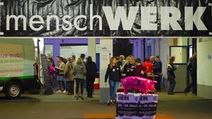 Menschwerk Kunstaustellung- 2017