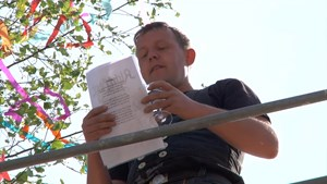 Richtfest für Kindergarten der HTG in Weimar