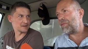 Marco Schmidt im Ackertalk mit Peter Schulze-Sandow