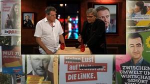 Du und dein Plakat - Deutscher Wahlkampf