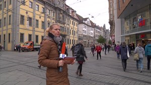 ANJA UNTERWEGS - Lieblingstiere in Erfurt