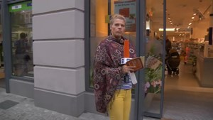 Anja Unterwegs - Was denkt Erfurt über die Bundestagswahlen - Teil II
