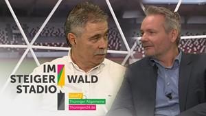 salve-Sporttalk: »Bei Rot-Weiß Erfurt ist alles möglich«