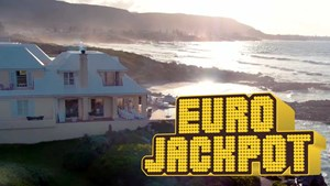 57Mio. Euro im Eurojackpot - Freitag, 21:00 Uhr auf salve.tv