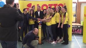 Von Helsinki nach Thüringen - Lotto wieder im TV