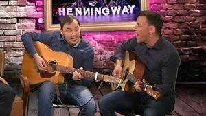 Henningway - Ich schwimm zu Dir, Du schwimmst davon