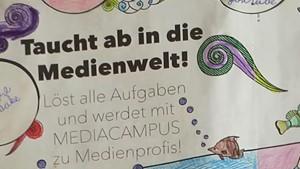 Workshop vermittelt Kindern und Jugendlichen Medienkompetenz