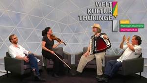Der Yiddish Summer Weimar 2018 - Welt Kultur Thüringen