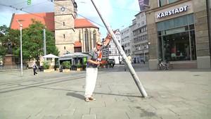 Was lieben Sie an Erfurt?