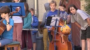 Die Fęte de la Musique in Weimar