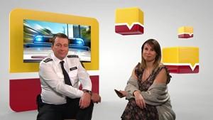 Silvester-Resümee der Landespolizeidirektion