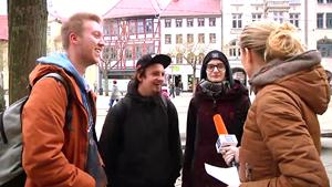 Was tut Erfurt im Winter?