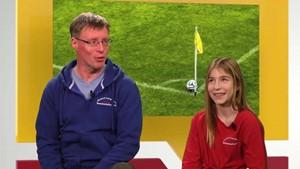 Sport frei! - Mädchenfußball an der JFK-Gemeinschaftsschule Erfurt