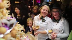»Mittelalter trifft Moderne« - Die Frauentagsfeier auf der Ordensburg Liebstedt