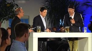 Bürgertalk der Thüringer CDU-Fraktion in Saalfeld